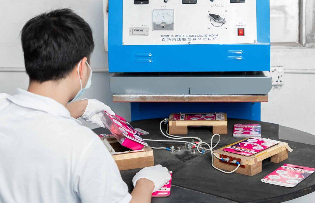 Packaging Workshops