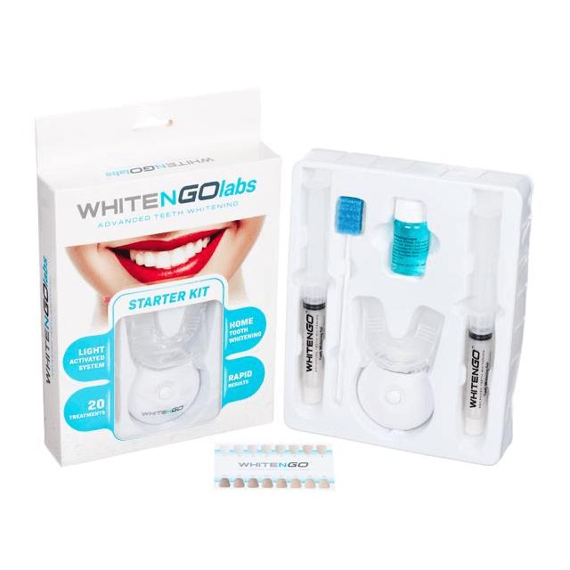 WhiteNGoLabs Teeth Whitening Kit