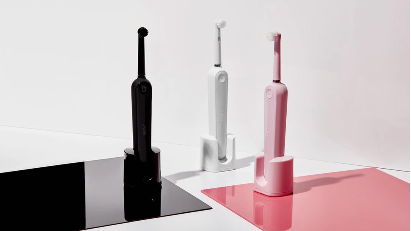 electric toothbrush body colors