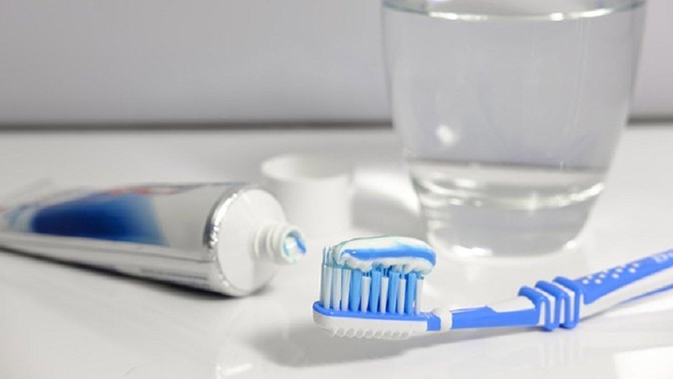 toothpaste formulation